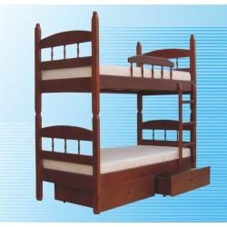 кровать двухъярусная КУЗЯ-2 разборная