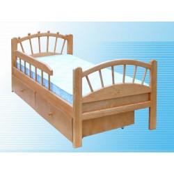 кровать СОЛНЫШКО детская