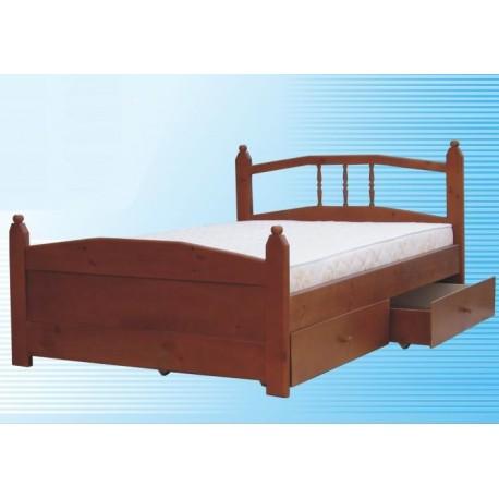 кровать с ящиками двухспальная Наталья