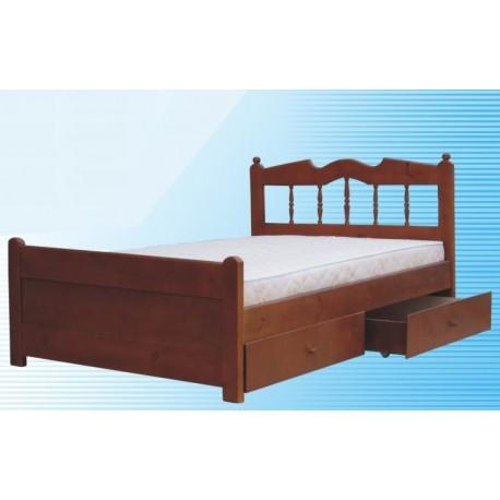 кровать двухспальная Николь