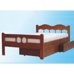 кровать двухспальная Настя