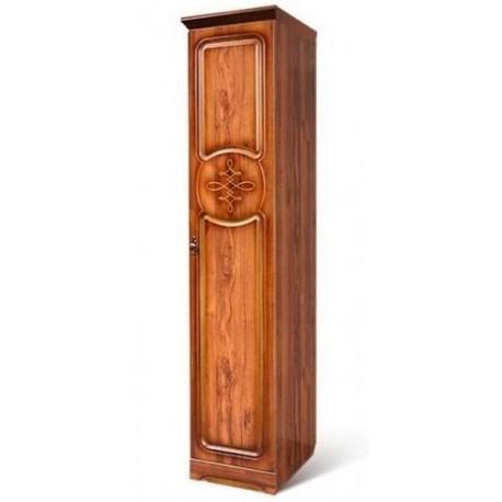 Шкаф для белья 1-дверный Азалия 12 правый