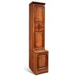 Шкаф для книг 1-дверный Азалия-12 левый