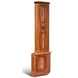Шкаф для книг концевой Азалия-12 правый