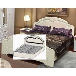 Кровать-тахта 1600 с одной спинкой от спальни Нега-11