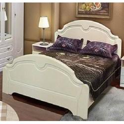 Кровать 1400 с основанием от спальни Нега-11
