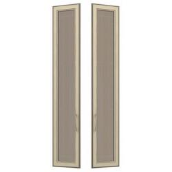 София СТЛ.098.27 Двери со стеклом (2 шт.) для СТЛ.098.02/04