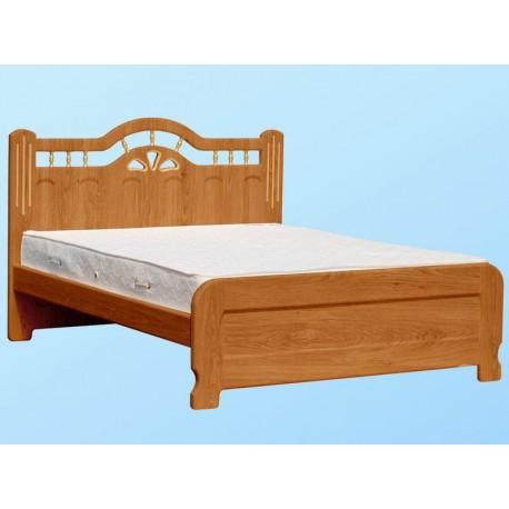 кровать двухспальная ГРАНД издерева