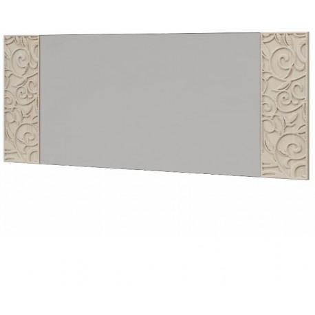 модуль №18 Ирис дуб Бодега Зеркало настенное со вставками