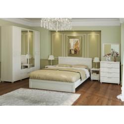 Спальня Ирис дуб Бодега компоновка №2