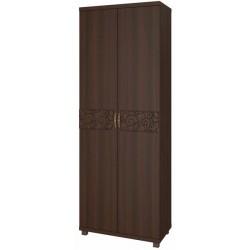 модуль №28 Ирис дуб Тортона Шкаф для одежды 2-х дверный