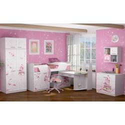 Детская комната Принцесса комплект №2