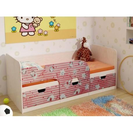 детская кровать Минима - хеллоу Китти