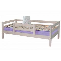Кровать Соня с задней защитой и по центру вариант №4