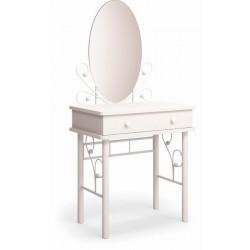 Дамский столик Милая белая