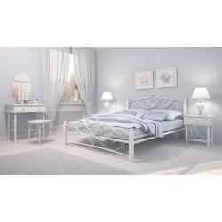 Комплект спальни Милая белая №1