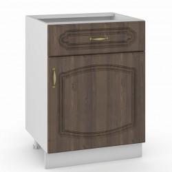 Стол 600 1 ящик 1 дверь Сильвия
