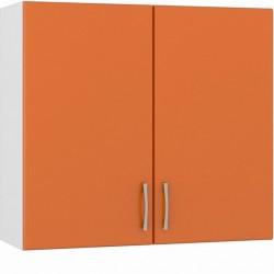 Шкаф навесной 800 2 двери Сандра