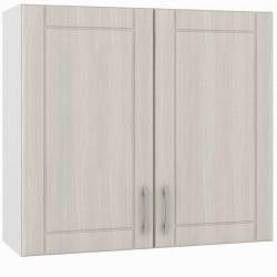 Шкаф навесной 800 2 двери Катрин