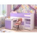 кровать-чердак Малыш