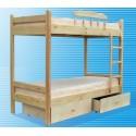 кровать двухъярусная БУРАТИНО