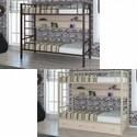 металлические кровати Валенсия