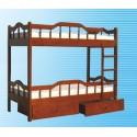 кровать двухъярусная ДЖЕРИ
