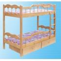 кровать двухъярусная ФОРТУНА