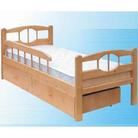 кровать односпальная НИКА детская
