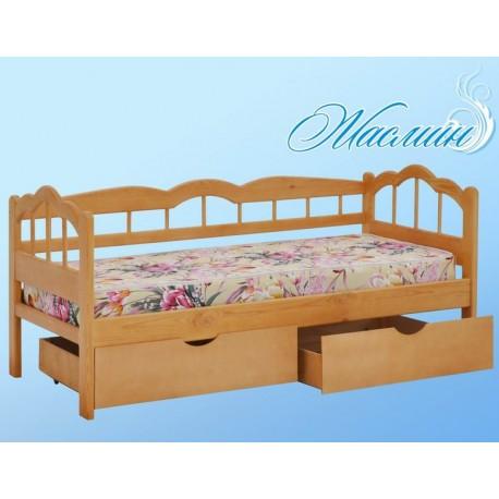 кровать Жасмин односпальная