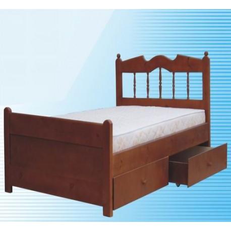 кровать Николь односпальная
