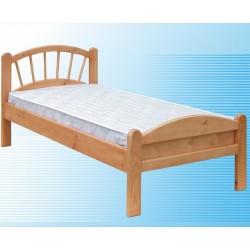 кровать Радуга односпальная
