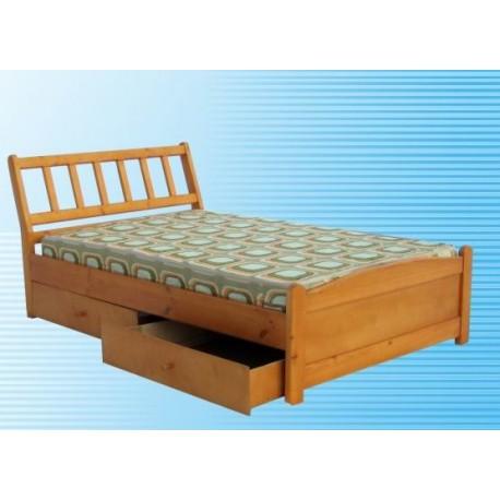 кровать двухспальная Катюша