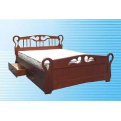 кровать двухспальная Эльвира
