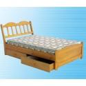 кровать двухспальная Жанна