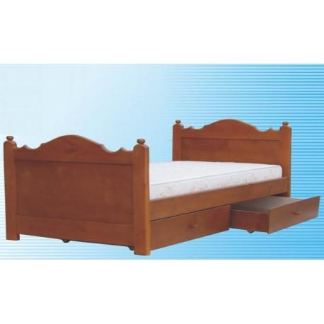 кровать двухспальная Фея