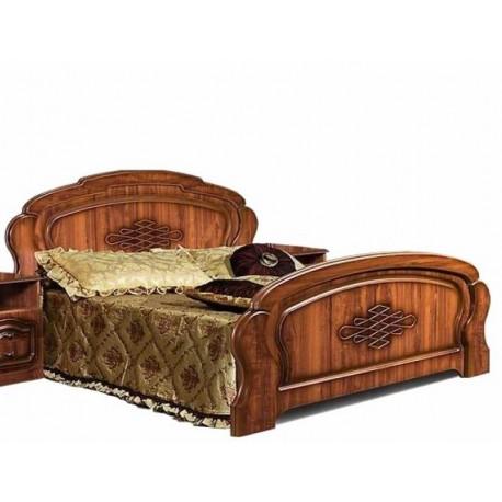 Кровать 1600 с основанием от спальни Нега-9