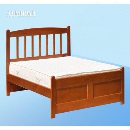 кровать Адмирал односпальная из дерева