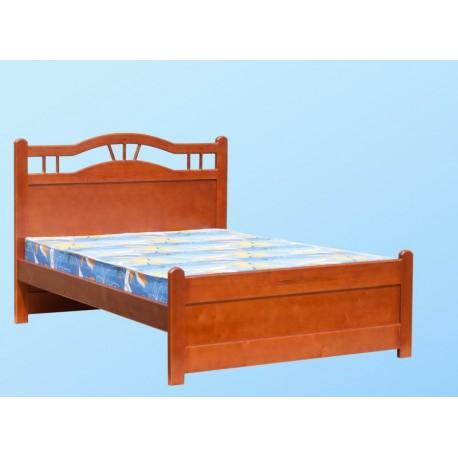 кровать двухспальная Любимая материал дерево (сосна)