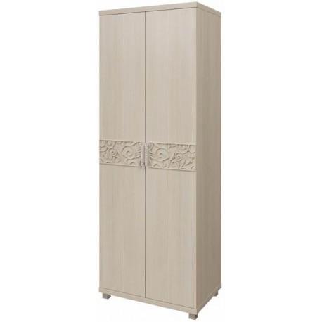 модуль №11 Ирис дуб Бодега Шкаф для одежды 2-х дверный