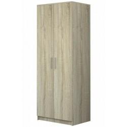 Шкаф 2-дверный Бергамо
