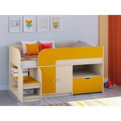 мини кровать чердак Астра-9 V4