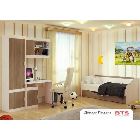 Детская комната Паскаль компоновка №3