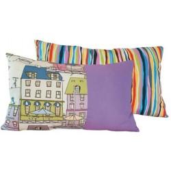 Малая подушка 35*60 см текстиль к серии Соня