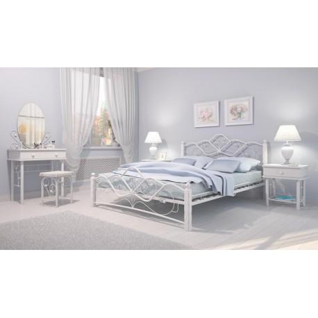 Комплект спальни Милая белая №2