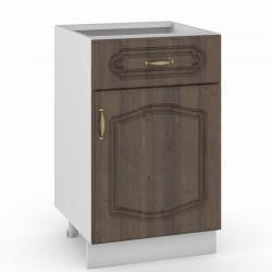 Стол 500 1 ящик 1 дверь Сильвия