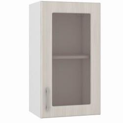 Шкаф навесной 400 витрина Катрин