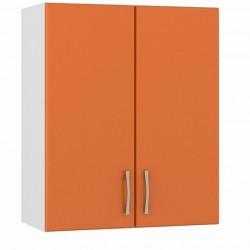 Шкаф навесной 600 2 двери Сандра