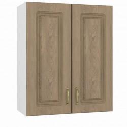 Шкаф навесной 600 2 двери Эмили