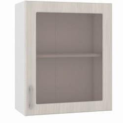 Шкаф навесной 600 витрина Катрин